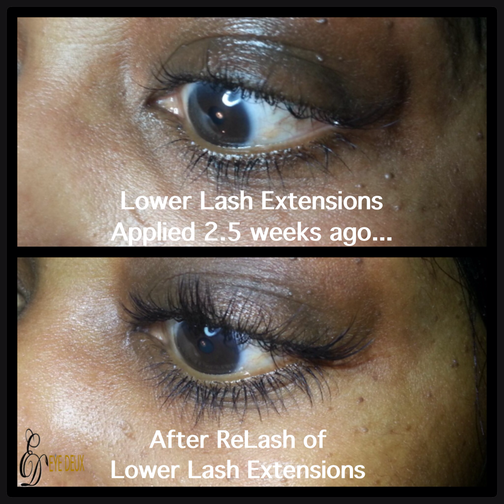 how to clean mink lash extensions